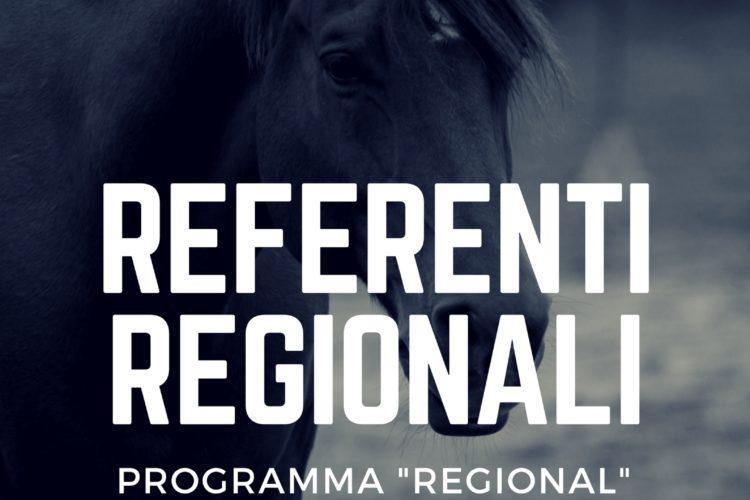 Referenti Regionali