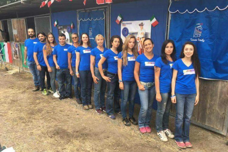 Due bronzi per l'Italia ai Campionati Europei a Squadre di monta americana, Francia 14-16 luglio