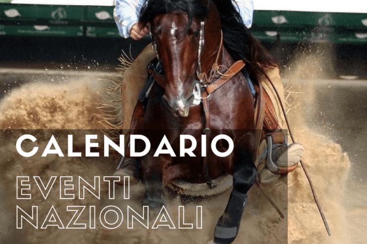 Calendario Gare AIQH 2019 | Tappe Nazionali