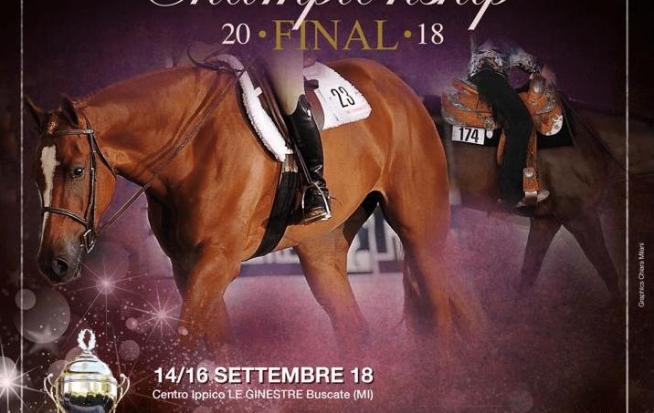 14/16 settembre 2018 | Programma della Finale del Campionato italiano – Finale Coppa delle Regioni