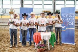 La squadra del Piemonte che ha vinto la Coppa delle Regioni