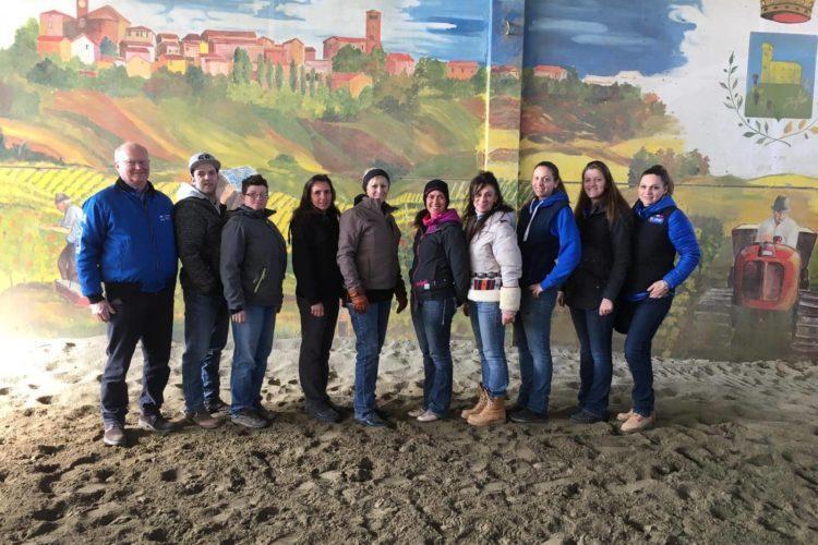 AIQH  YOUTH MEETING 16/17 febbraio a Castel Rocchero