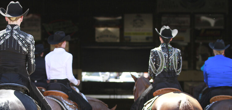 The Guide to a Successful Virtual Horse Show, dal blog AQHA