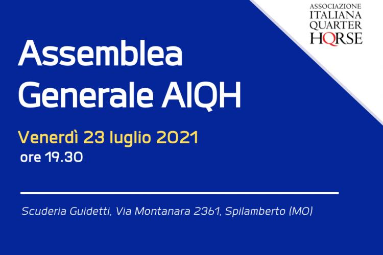 23 luglio | Convocazione Assemblea Generale dei Soci